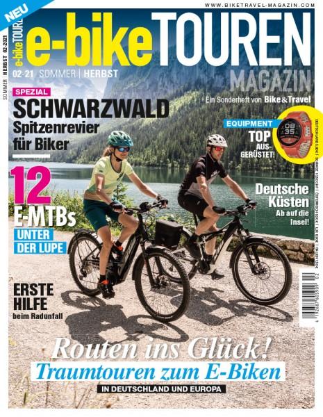e-bike TOUREN Magazin 02/2021