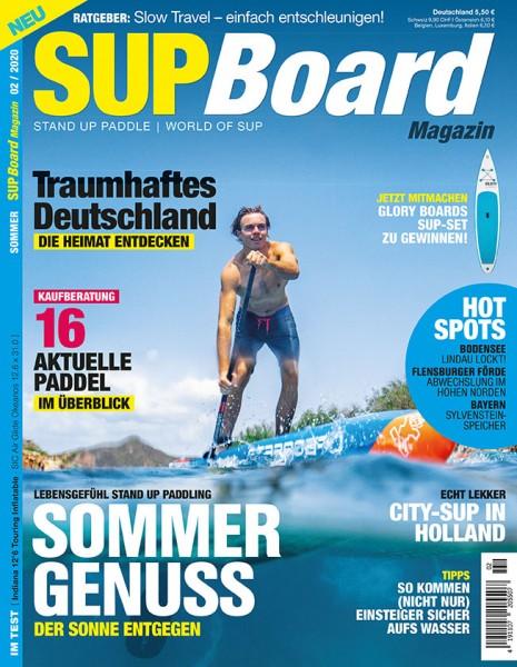 SUP Board Magazin 02/2020