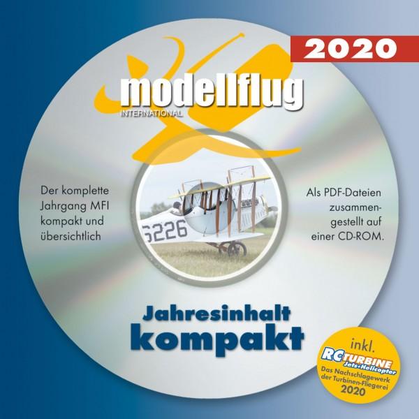 MFI Magazin Jahrgangs-CD 2020