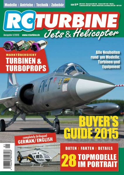 RC TURBINE Jets & Helicopter 2015