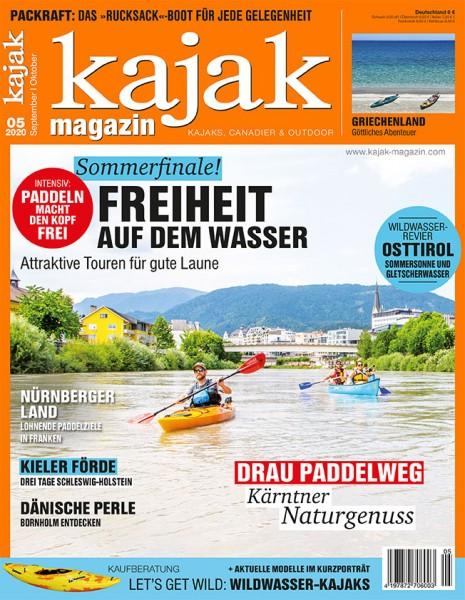 kajak-Magazin 05/2020