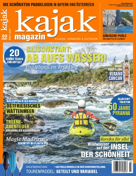 kajak-Magazin 03/2021