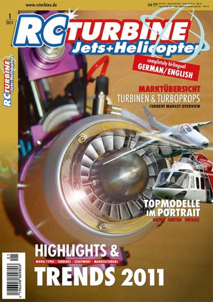 RC TURBINE Jets & Helicopter 2011