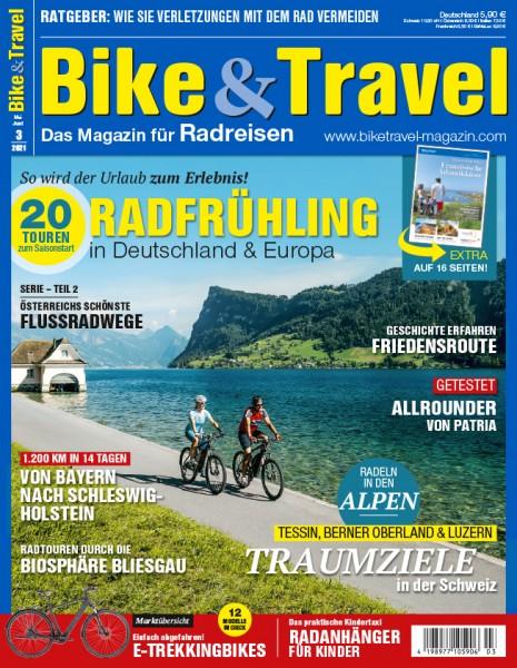 Bike&Travel Magazin 03/2021