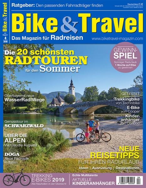 Bike&Travel Magazin 04/2019