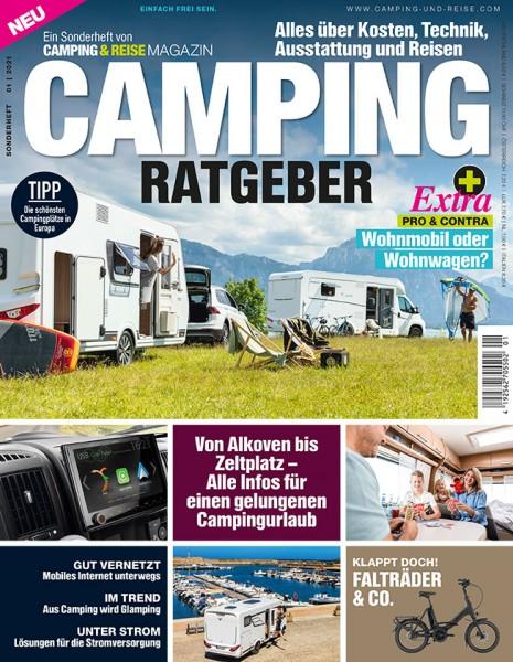 CAMPING Ratgeber 1/2021