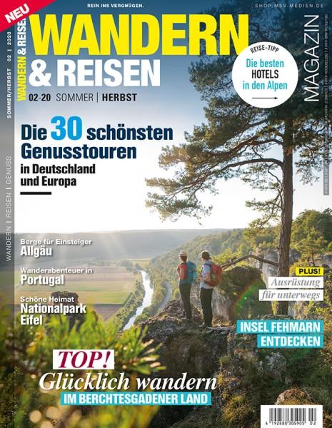 WANDERN & REISEN Magazin 02/2020