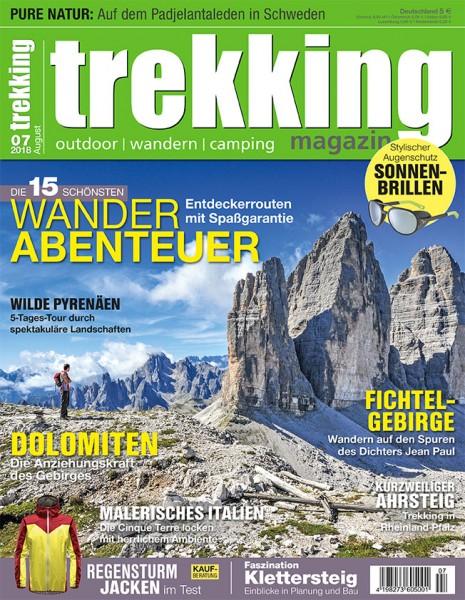 trekking-Magazin 07/2018