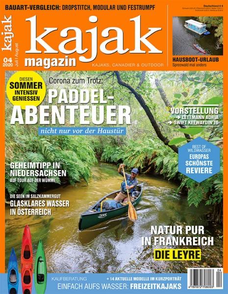 kajak-Magazin 04/2020