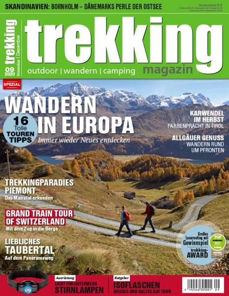 trekking-Magazin 09/2020