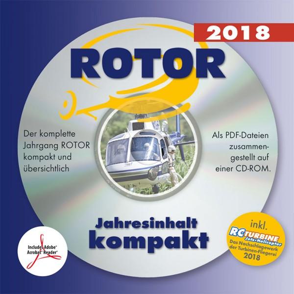 ROTOR Jahrgangs-CD 2018