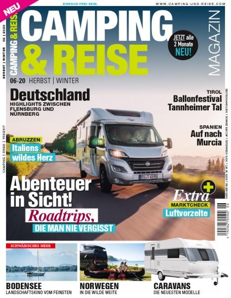 CAMPING & REISE Magazin 06/2020