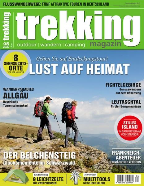 trekking-Magazin 05/2020