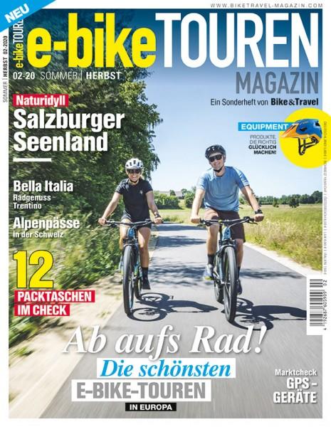 e-bike TOUREN Magazin 02/2020