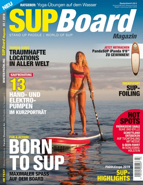 SUP Board Magazin 03/2019