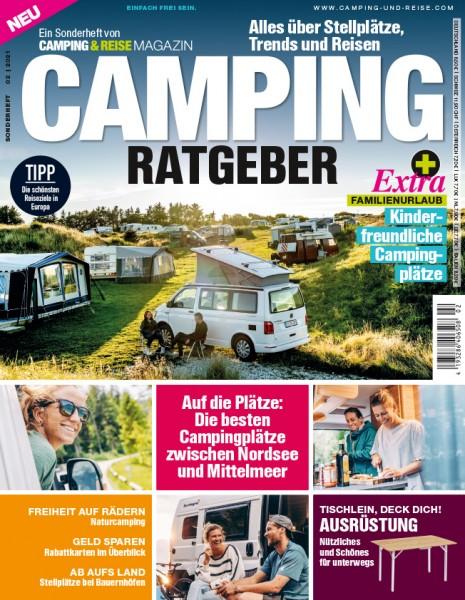 CAMPING Ratgeber 2/2021