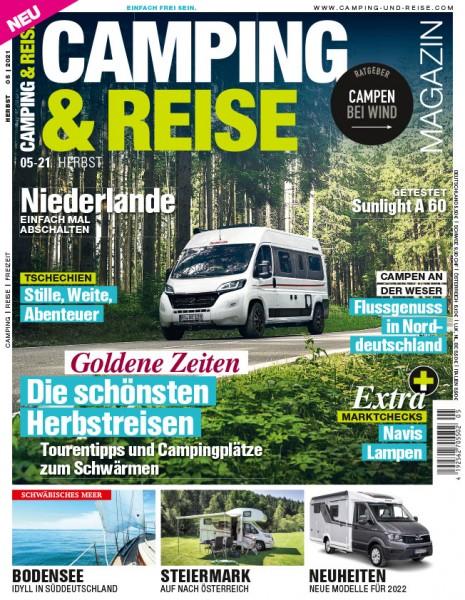 CAMPING & REISE Magazin 05/2021