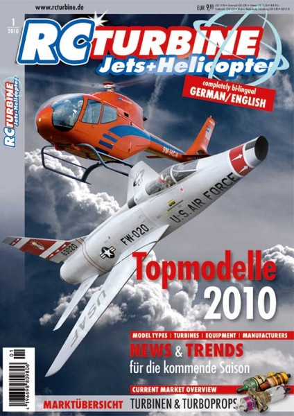 RC TURBINE Jets & Helicopter 2010