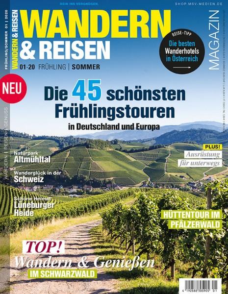 WANDERN & REISEN Magazin 01/2020
