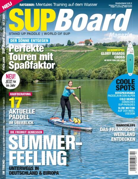 SUP Board Magazin 02/2021