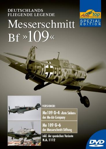 AERO-top SPEZIAL Messerschmitt BF-109