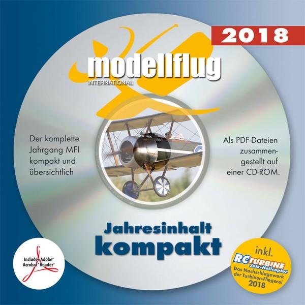 MFI Magazin Jahrgangs-CD 2018