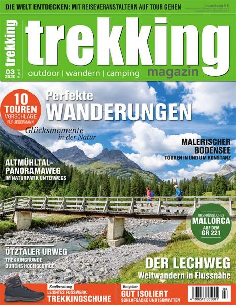 trekking-Magazin 03/2020