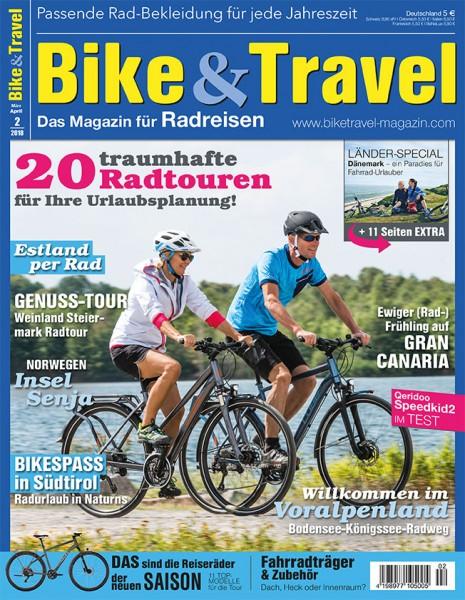 Bike&Travel Magazin 02/2018