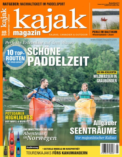 kajak-Magazin 05/2021