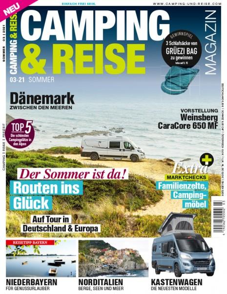 CAMPING & REISE Magazin 03/2021