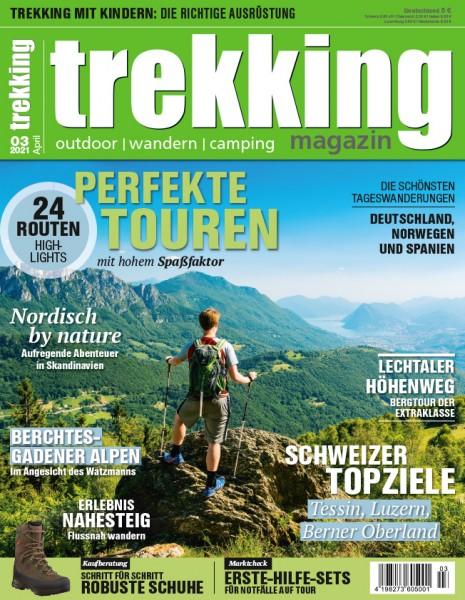 trekking-Magazin 03/2021
