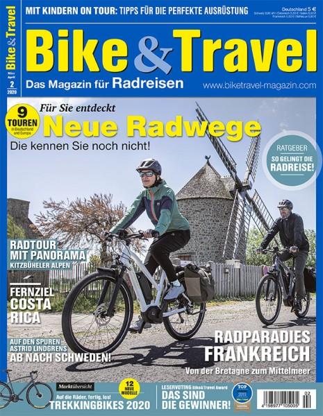 Bike&Travel Magazin 02/2020