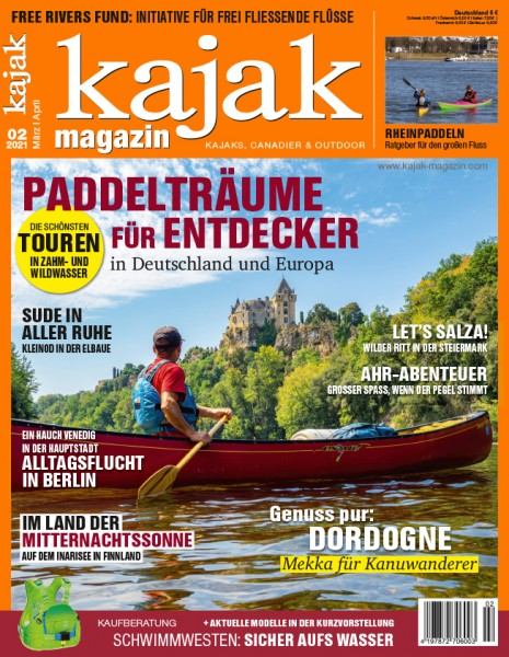 kajak-Magazin 02/2021