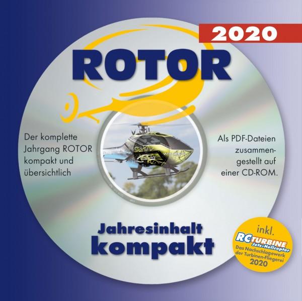 ROTOR Jahrgangs-CD 2020
