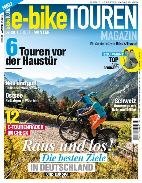 e-bike TOUREN Magazin 03/2020