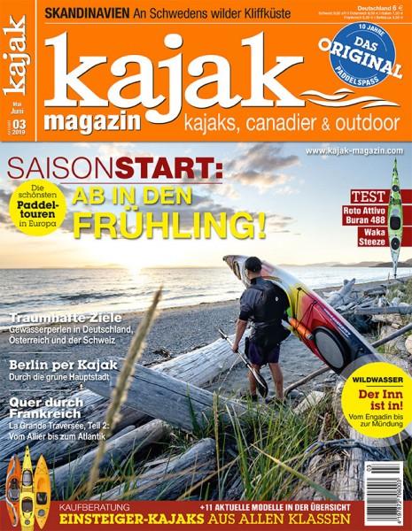 kajak-Magazin 03/2019