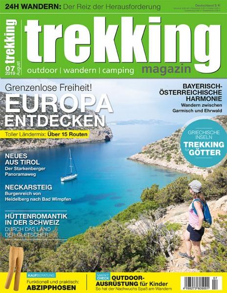 trekking-Magazin 07/2019