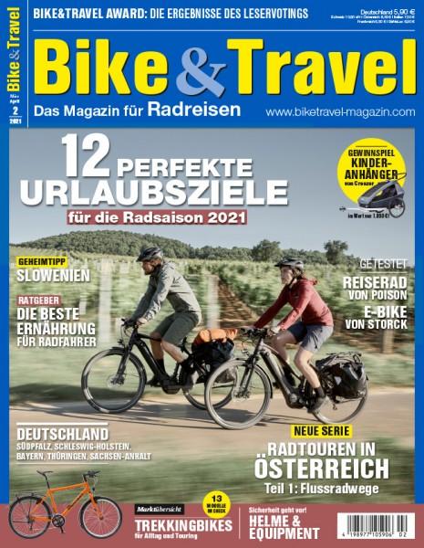 Bike&Travel Magazin 02/2021