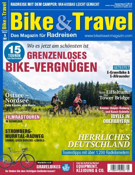 Bike&Travel Magazin 05/2021