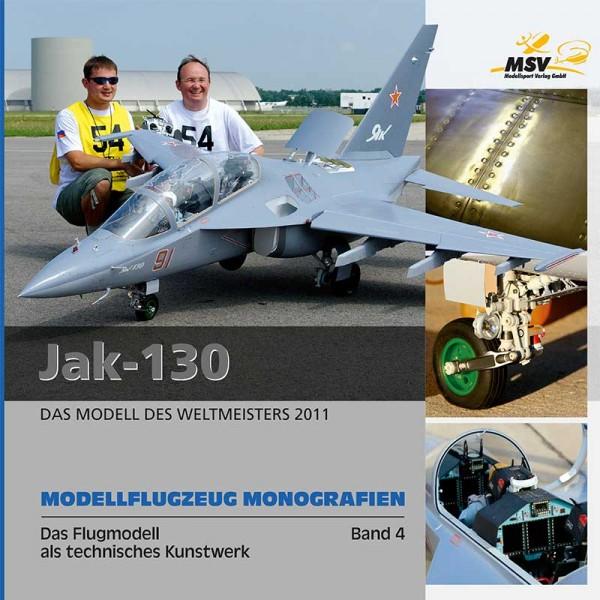 JAK 130 - Modellflugzeug Monographien