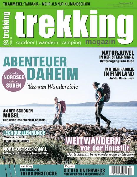 trekking-Magazin 07/2020