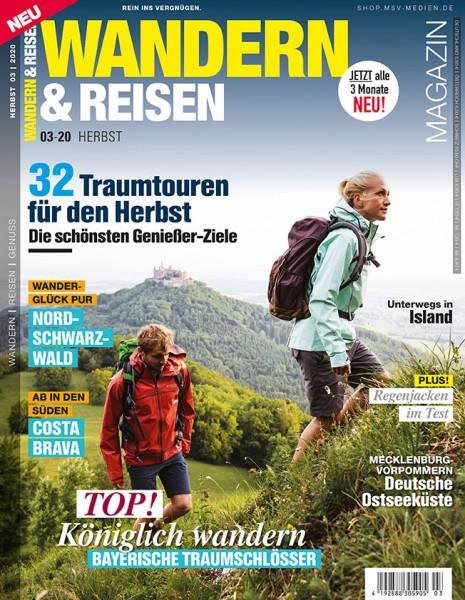 WANDERN & REISEN Magazin 03/2020