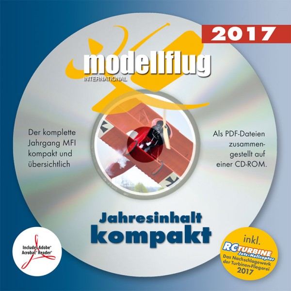 MFI Magazin Jahrgangs-CD 2017