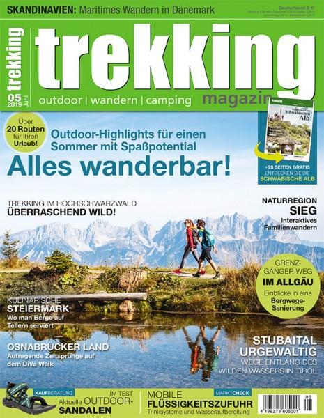 trekking-Magazin 05/2019