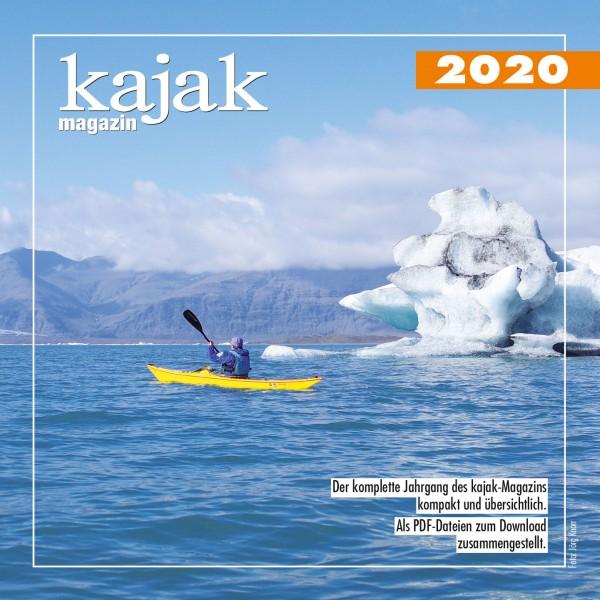 kajak-Magazin Jahrgangs-Download 2020